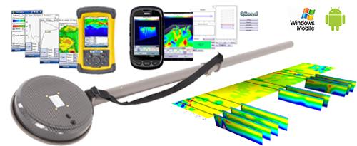 Electromagnetic profiler AEMP-14